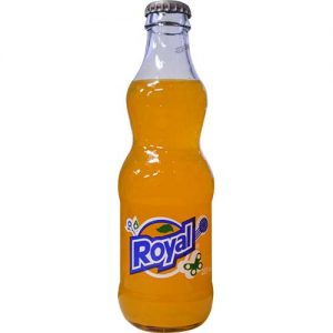 Royal Tru-Orange Juice in Bottle 237ml