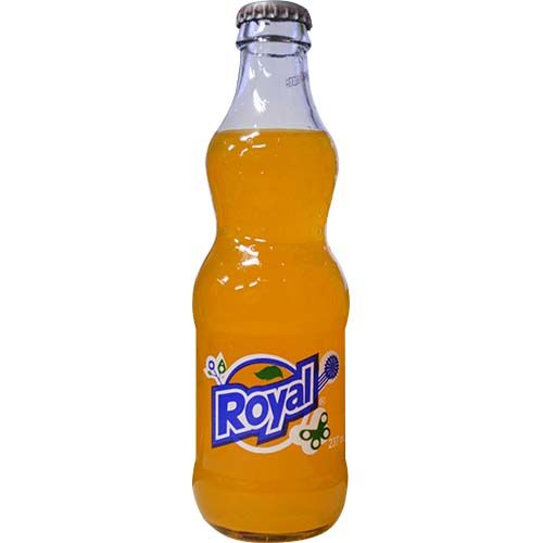 Royal Tru-Orange Juice in Bottle 237ml