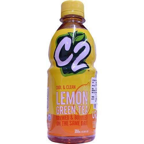 C2 Green Tea Lemon Flavor 355ml