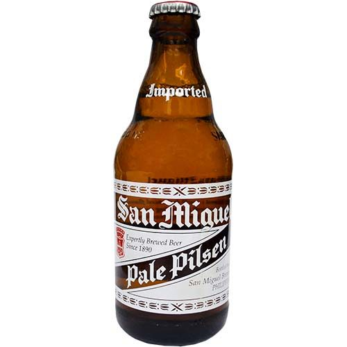 San Miguel Pale Pilsen Beer in Bottle 320ml