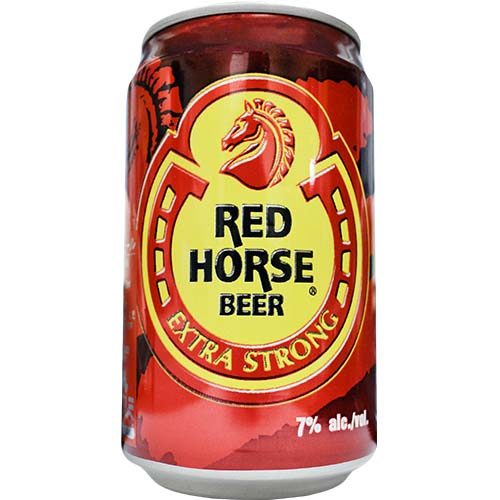 Red Horse Beer in Can 330ml
