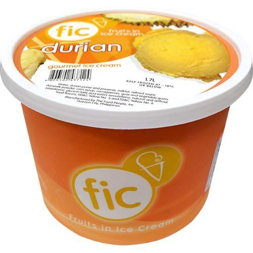 Fruits in Ice Cream Durian (L) 1500ml