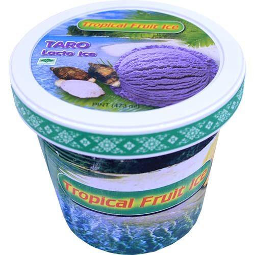 Tropical Fruit Ice Cream Ube (S) 473ml