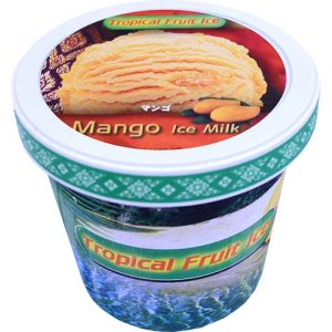 Tropical Fruit Ice Cream Mango (S) 473ml