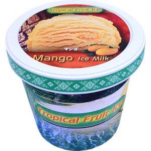 Tropical Fruit Ice Cream Mango (S) 473ml