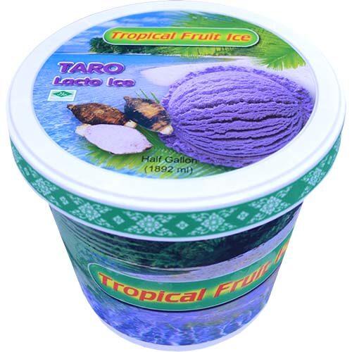 Tropical Fruit Ice Cream Ube (L) 1892ml