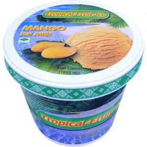 Tropical Fruit Ice Cream Mango (L) 1892ml