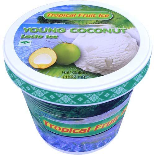 Tropical Fruit Ice Cream Macapuno (L) 1892ml