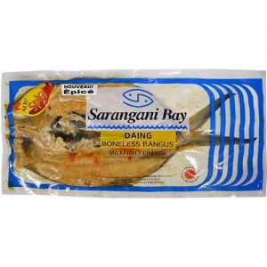 Sarangani Daing Bangus Hot 1pc 300-400g
