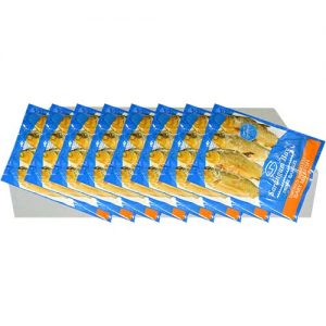 Sarangani Smoked Bangus 4pcs/pack 1case x 8kg