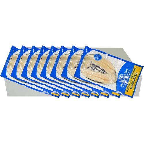 Sarangani Daing Bangus Regular 1pc 300-400g 1case x 8kg