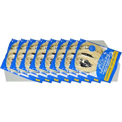 Sarangani Daing Bangus 3pcs/pack 1 Case x 8kg