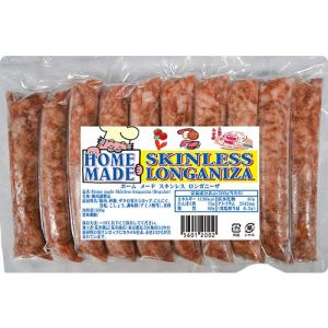 Homemade Skinless Longaniza Regular 500g