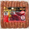 Pampanga Is Best Slim Longaniza Regular 500g