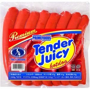 Primefoods Premium Tender Juicy Hotdog 300g