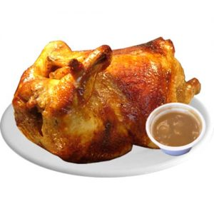 Magnolia Lechon Manok With Gravy 1pc
