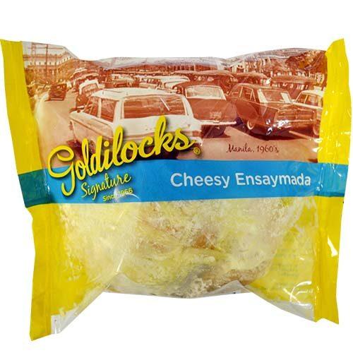 Goldilocks Cheese Ensaymada 86g