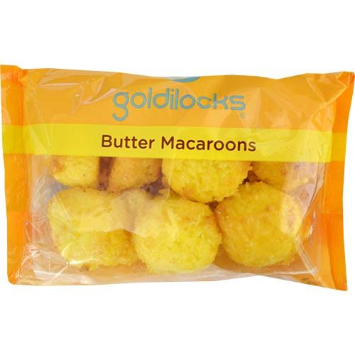 Goldilocks Butter Macaroons 180g