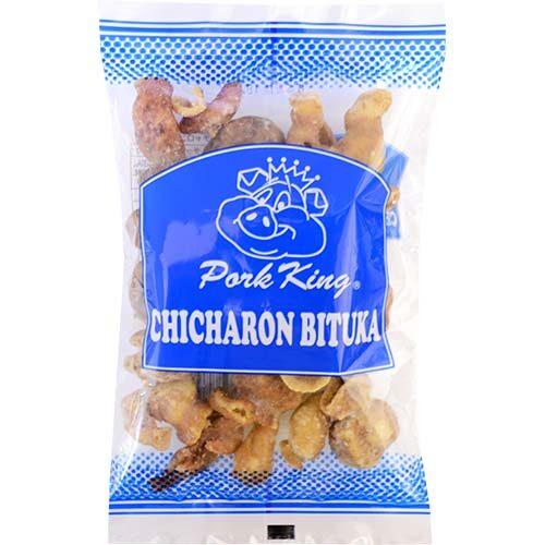 Pork King Chicharon Bituka 60g