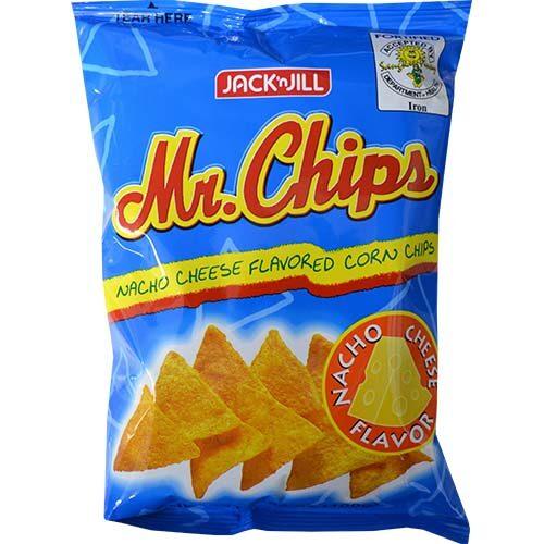 Jack & Jill Mr. Chips (Nacho Cheese) 100g