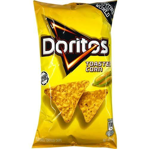 Doritos Toasted Corn 160g