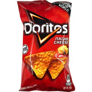 Doritos Nacho Cheese 160g