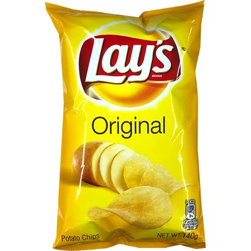 Lay's Original 140g