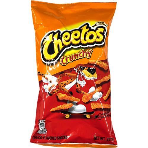 Cheetos Crunchy 227g