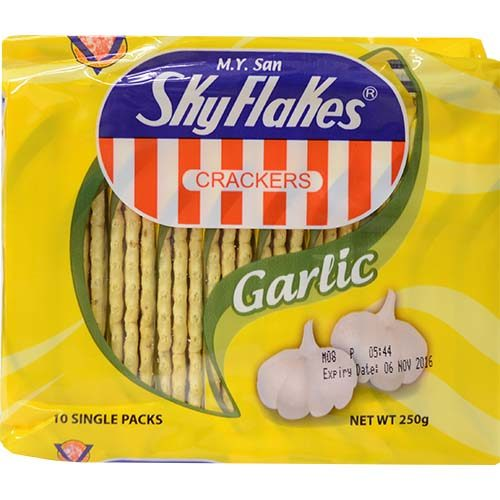 Sky Flakes Garlic 250g