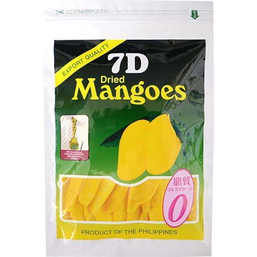7D Dried Mangoes 70g