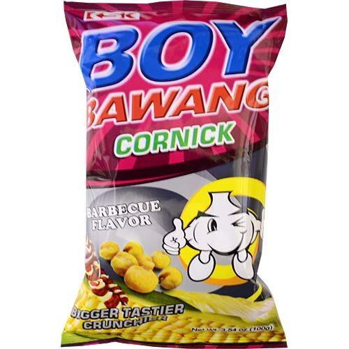 Boy Bawang Barbecue 100g