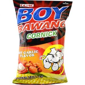 Boy Bawang Hot Garlic 100g