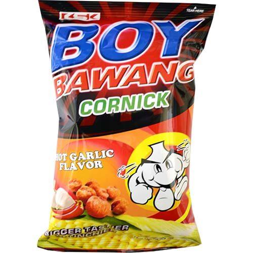 Boy Bawang Hot Garlic 100g