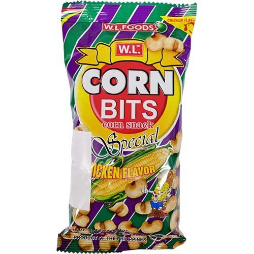 Corn Bits Chicken 70g