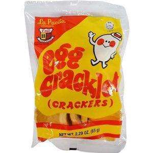 La Pacita Egg Cracklet  (S) 65g