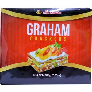 La Pacita Graham Crackers 200g