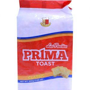 La Pacita Prima Toast 200g