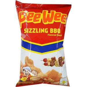 Peewee Sizzling Bbq 60g