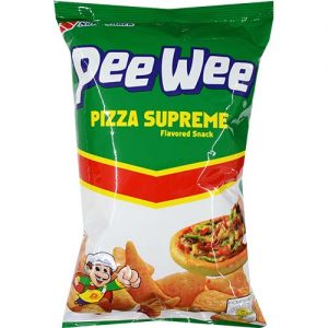 Peewee Pizza Supreme 60g
