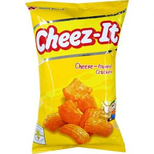 Cheez-It Cheeze Flavor 60g