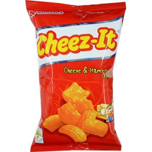 Cheez-It Cheeze & Ham Flavor 60g