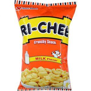 Ri-Chee Milk Flavor Snack 60g