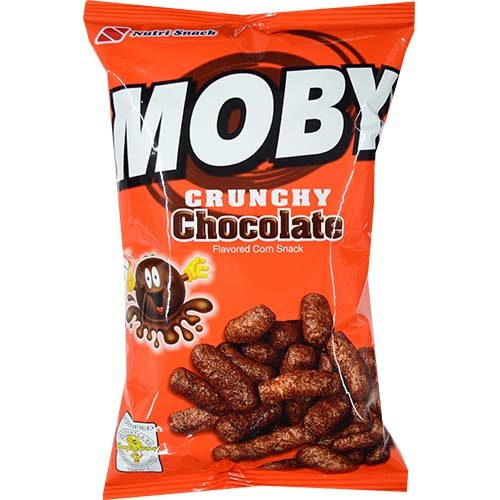 Moby Crunchy Chocolate 60g