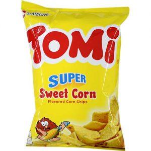 Tomi Super Sweet Corn 110g