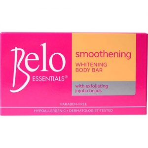 Belo Smooth And White Body Bar 135g