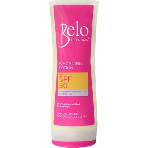 Belo Whitening Lotion SPF30 200ml