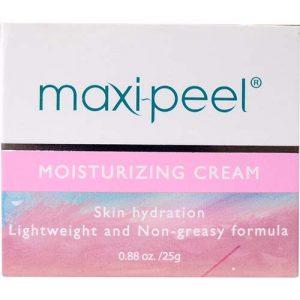 Maxi-Peel Moisturizing Cream 25g