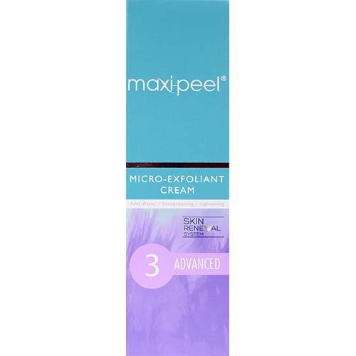 Maxi-Peel Exfoliant Micro Face Cream #3 20g