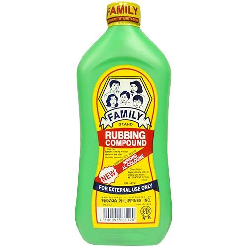 Family Rubbing Alcohol 437ml