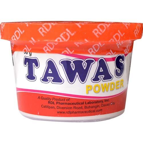 Tawas Powder 50g Akabane Bussan